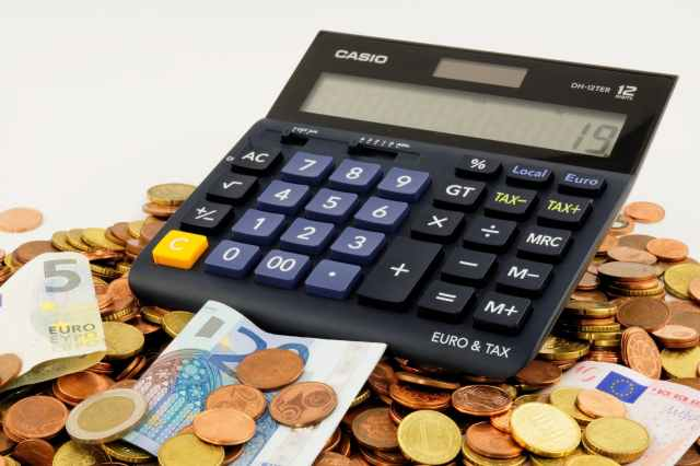 money calculator cents coins