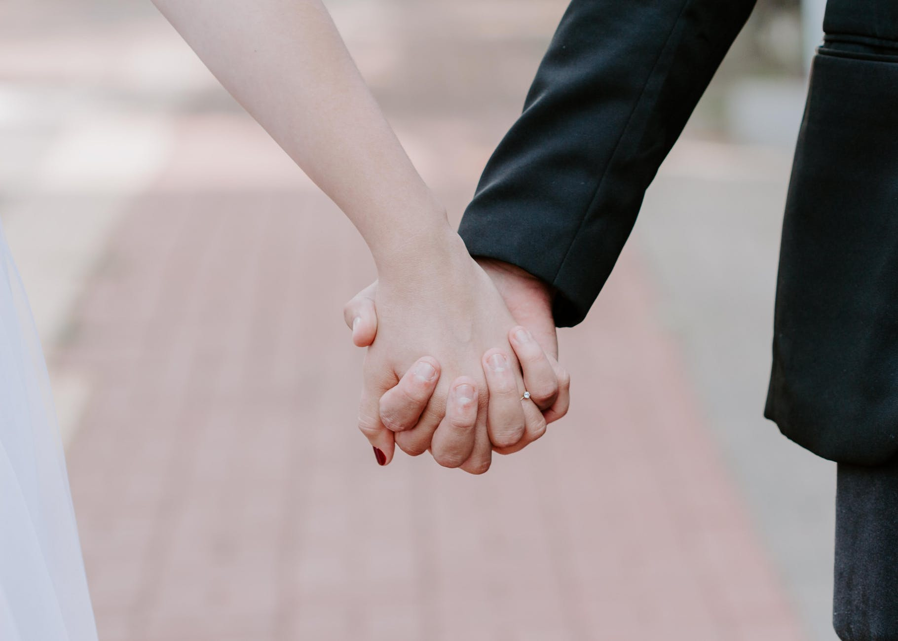 close up photo of people holding hands