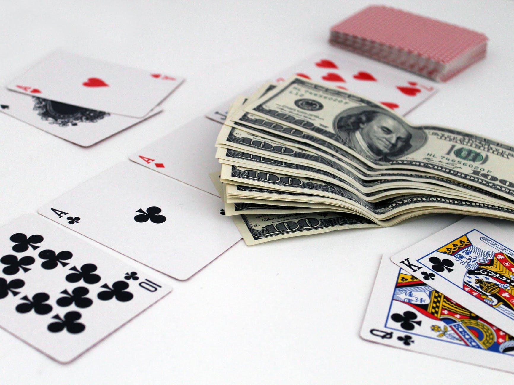 ace achievement banknote blackjack