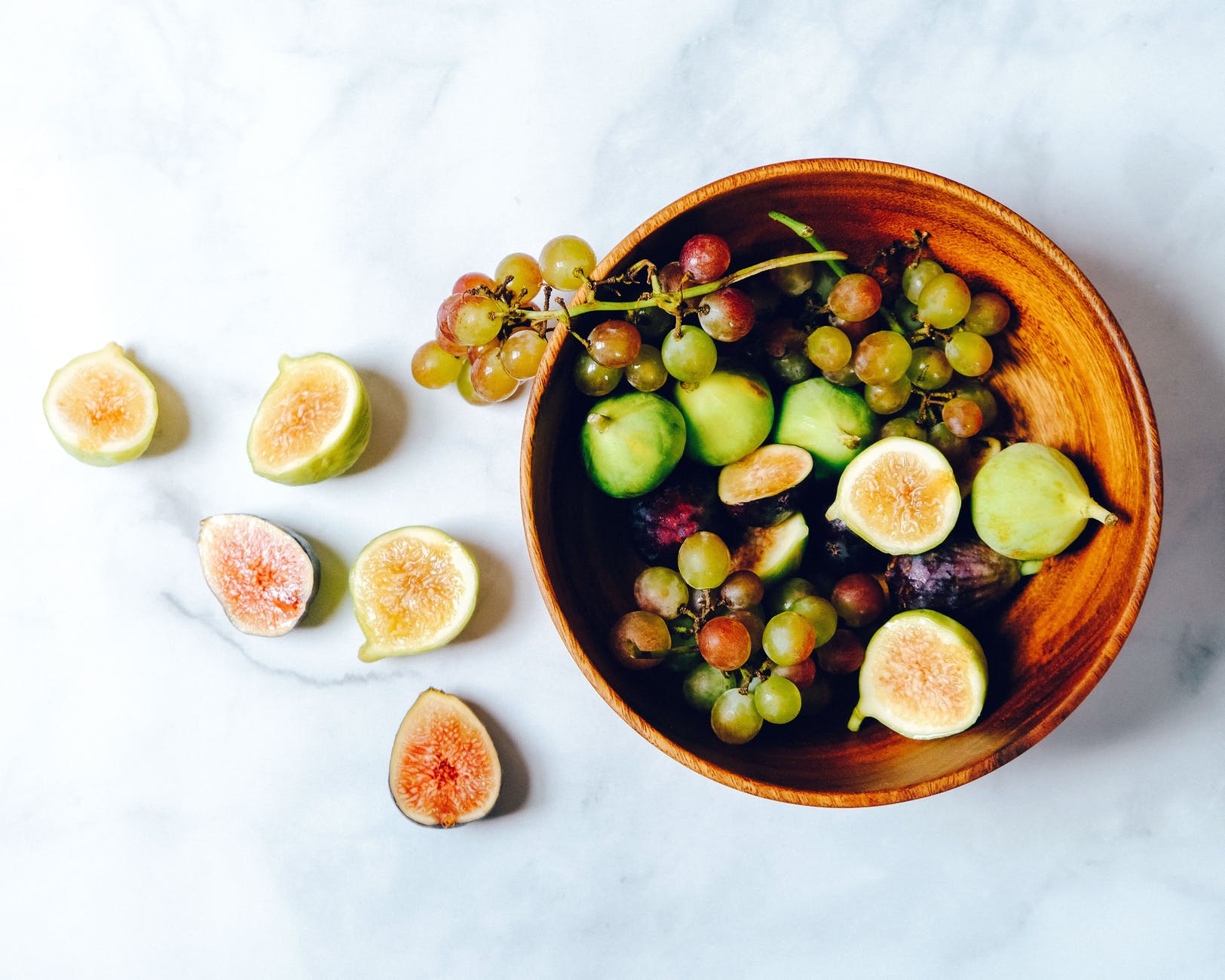 assorted fruits in bowl