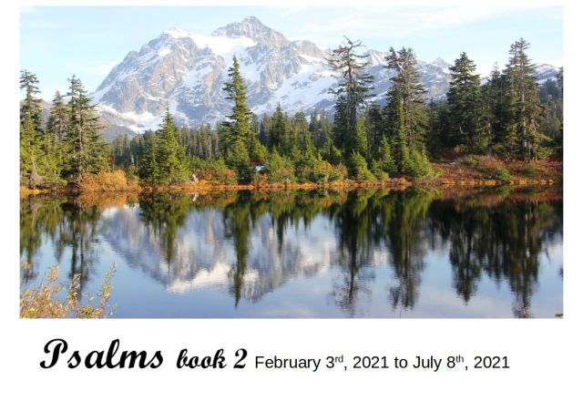 Psalms (book 2) - 1